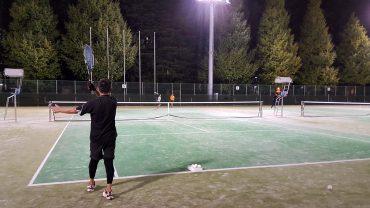 武蔵小杉ソフトテニス練習会