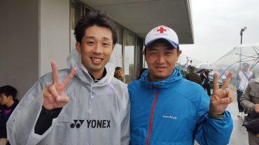 NTT西日本広島,岩崎圭選手
