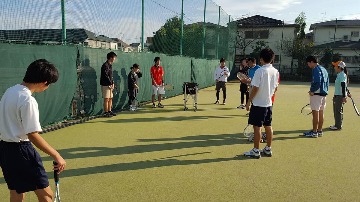 所沢テニスクラブ忘年会