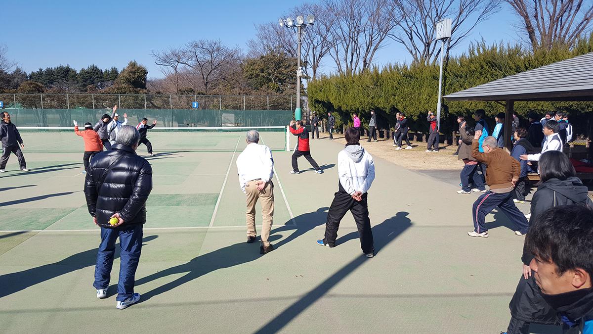日本ソフトテニス連盟公認2級審判員検定会・研修会