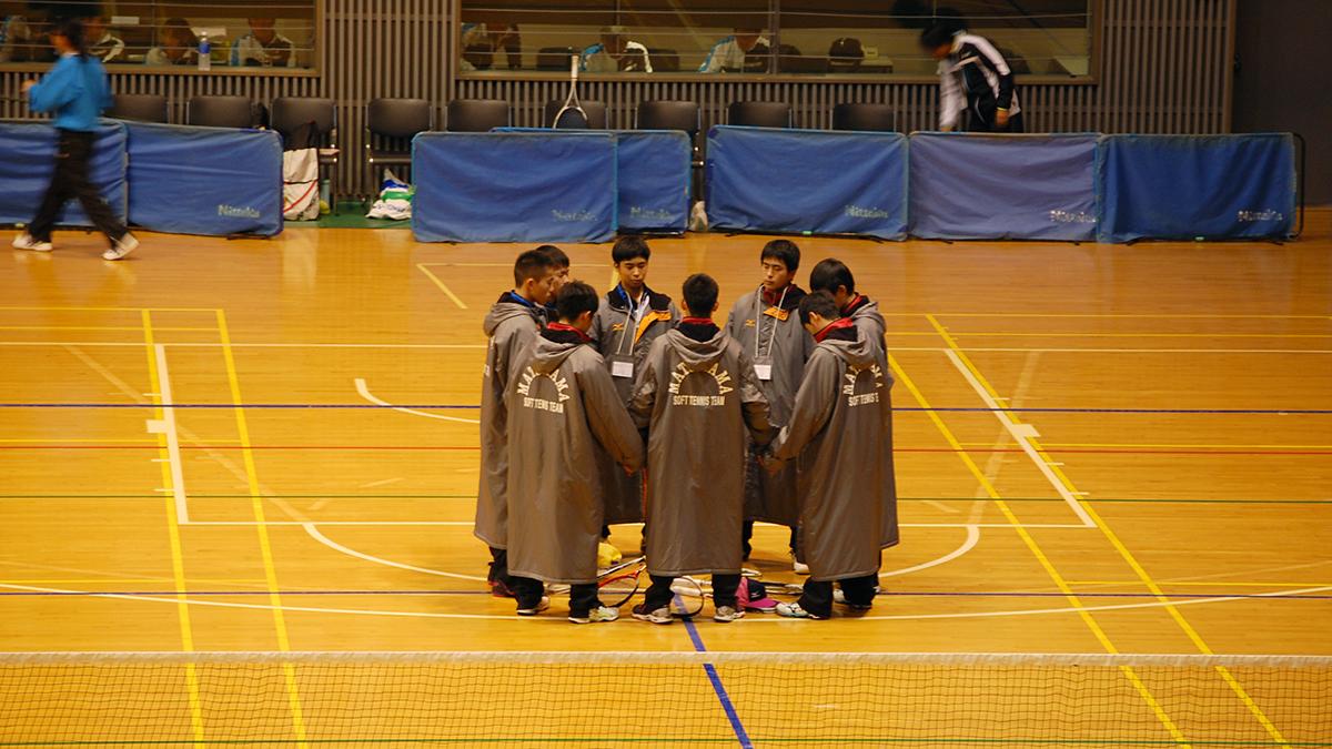 関東高等学校選抜ソフトテニス大会