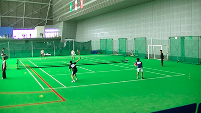 関東ソフトテニス選手権大会埼玉県予選,所沢TC