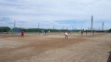 春日部オープンソフトテニス大会