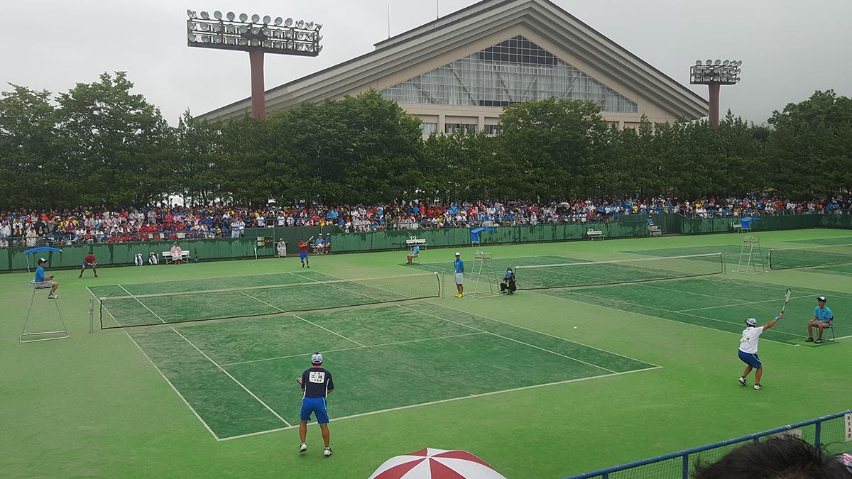 インターハイ,ソフトテニス