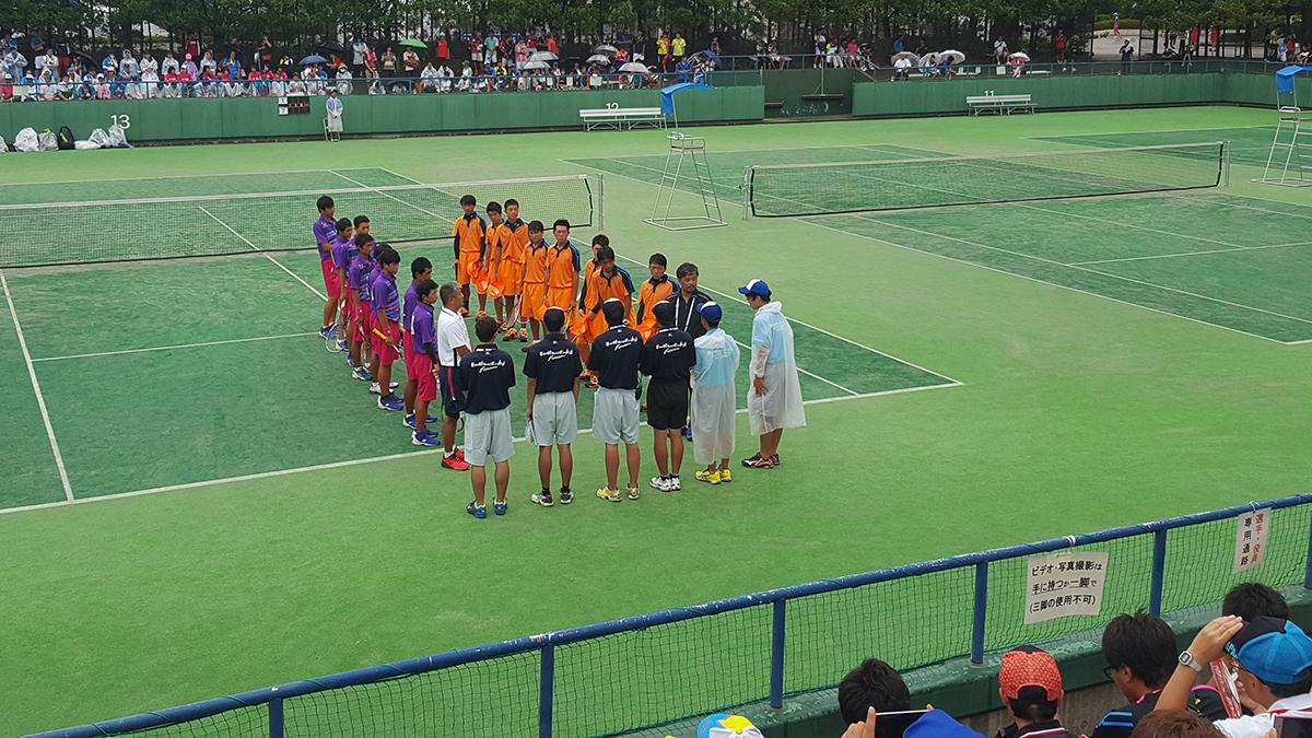 インターハイ,ソフトテニス,団体戦,高田商業,羽黒
