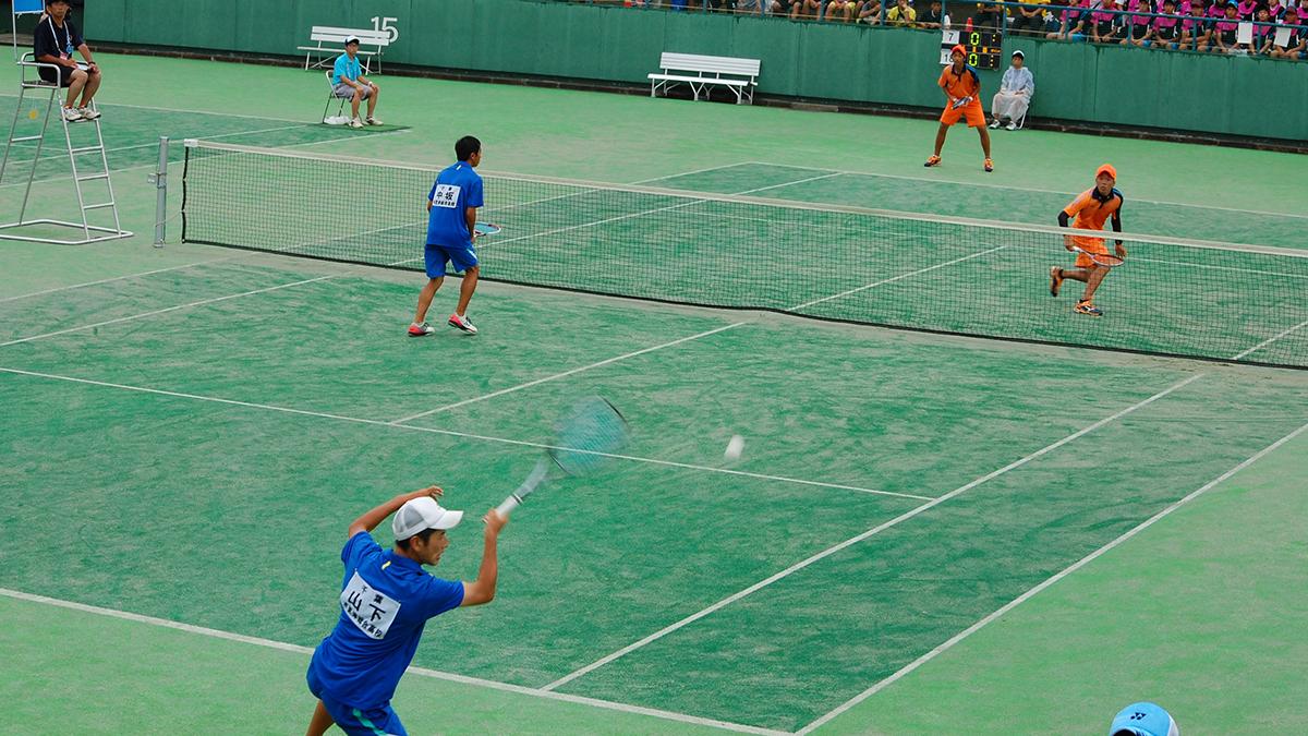 インターハイ,ソフトテニス,団体戦,羽黒,木更津総合