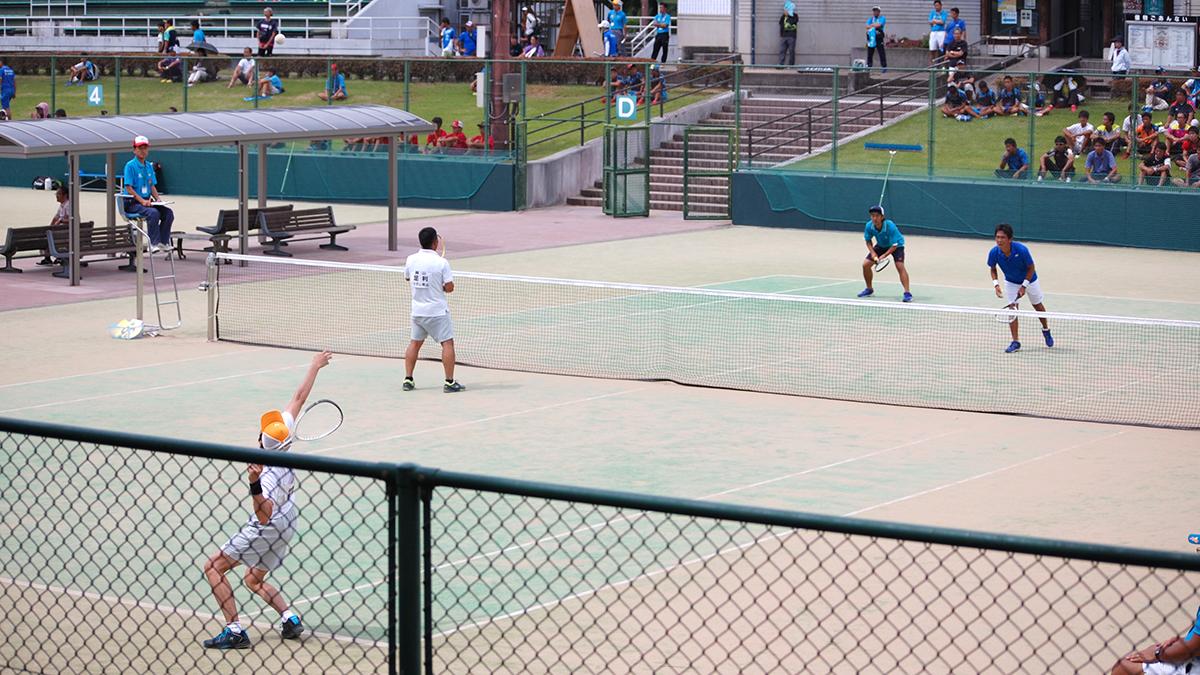 全日本社会人ソフトテニス選手権,京都市役所,大神子病院,宇部興産,クラレ岡山