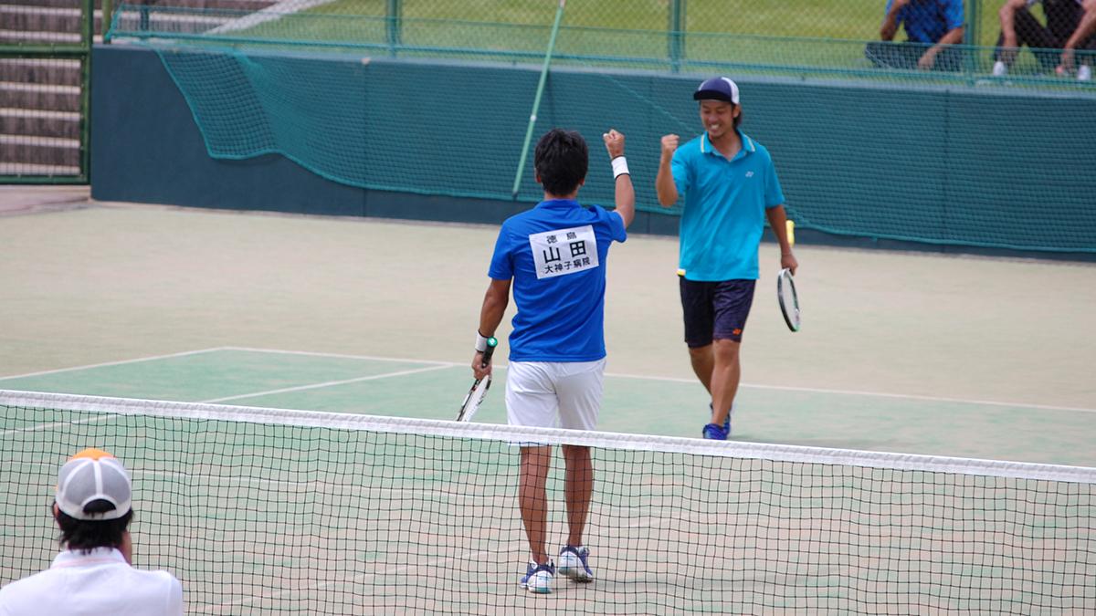 全日本社会人ソフトテニス選手権,京都市役所,大神子病院
