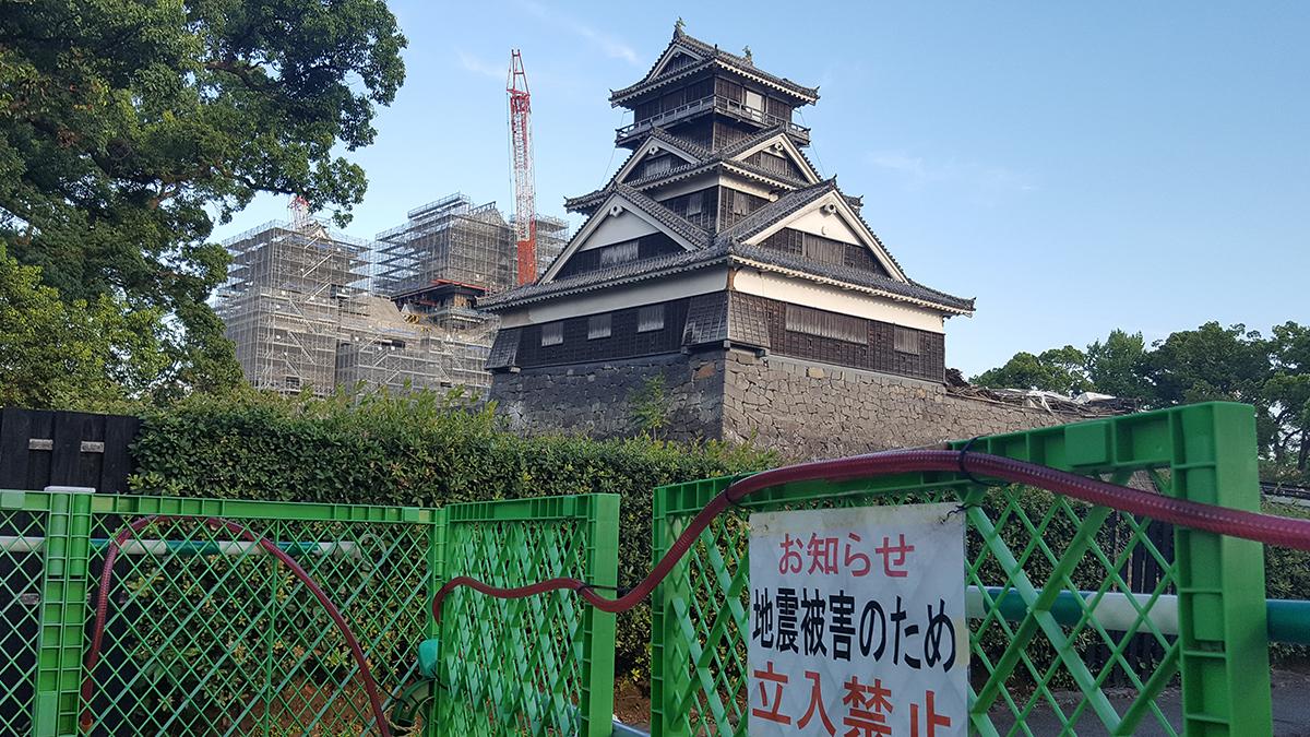 熊本城,熊本市内観光,加藤神社,宇土櫓