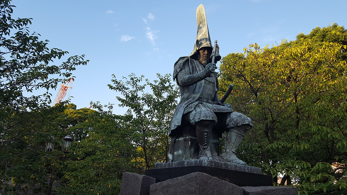 熊本城,熊本市内観光,加藤清正