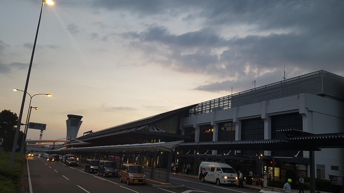 熊本市内観光,熊本空港