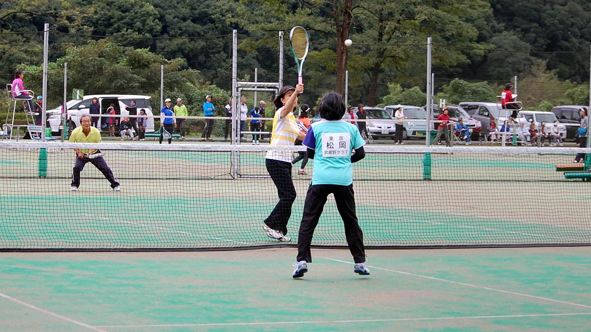東京都下ソフトテニス大会団体戦,青梅市ソフトテニス連盟