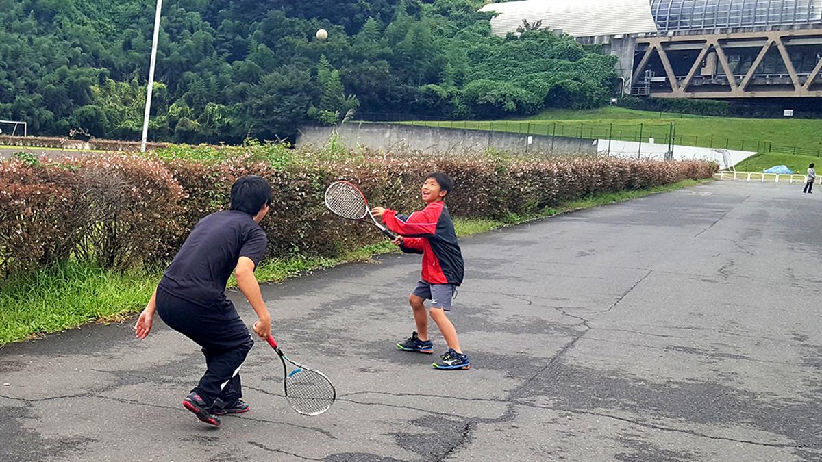 東京都下ソフトテニス大会団体戦,稲城ジュニア