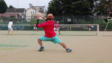 所沢オープンソフトテニス大会,滑川クラブ,上尾高校OBクラブ