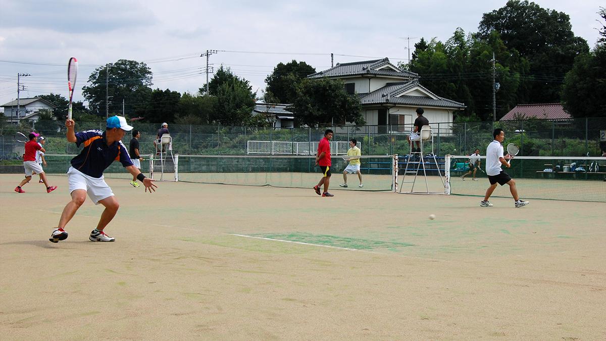 所沢オープンソフトテニス大会,所沢テニスクラブ,所沢TC
