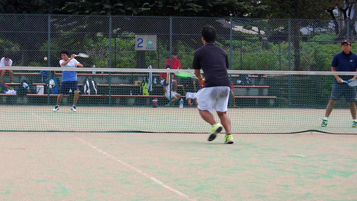 所沢オープンソフトテニス大会,滑川クラブ,所沢テニスクラブ,川越東魂クラブ,皆野クラブ