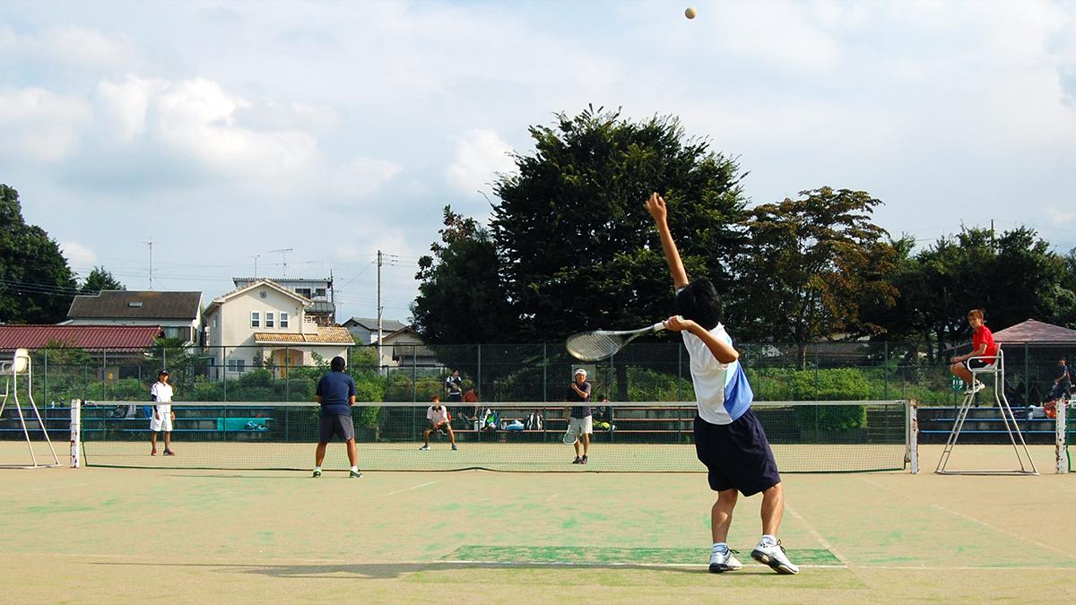 所沢オープンソフトテニス大会,滑川クラブ,所沢テニスクラブ,川越東魂クラブ