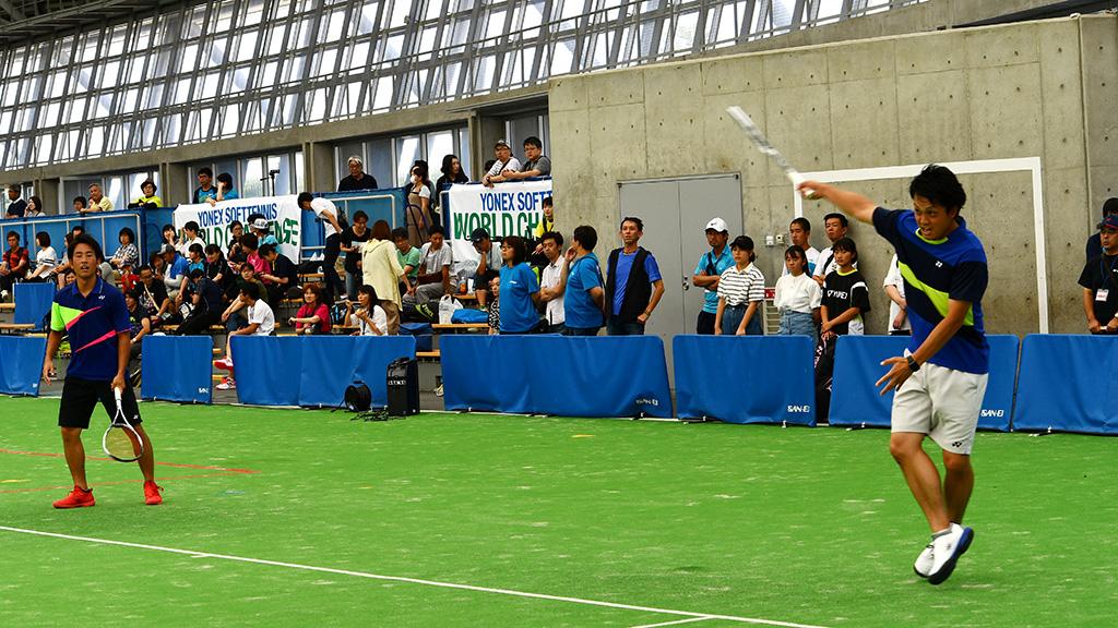 ソフトテニスの画像 p1_16
