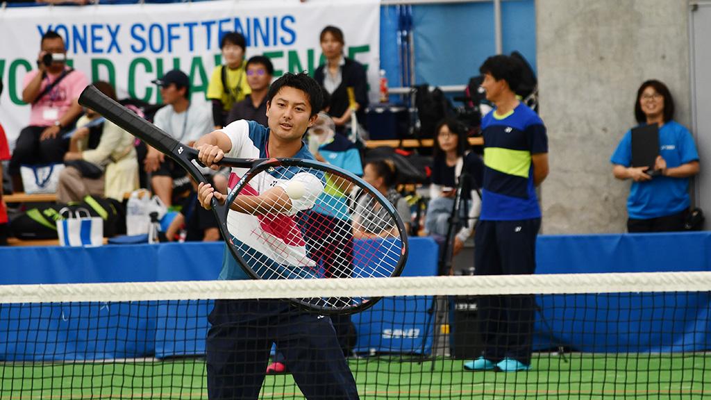 ソフトテニスの画像 p1_15