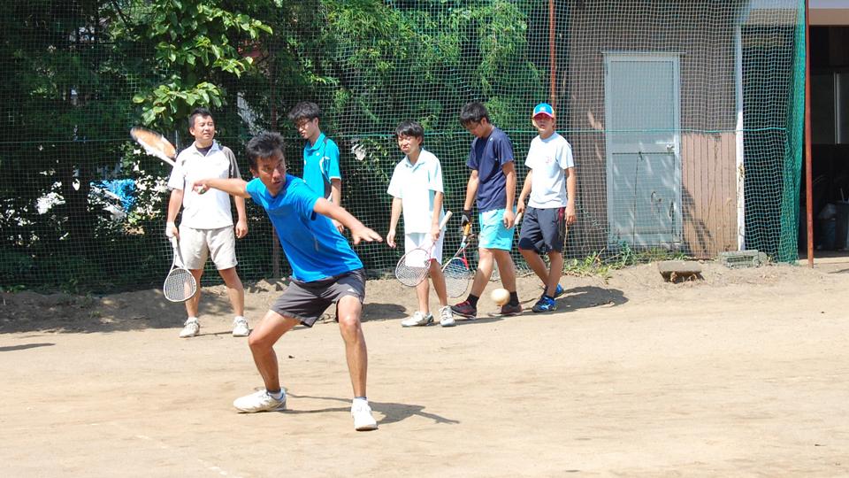 日本大学法学部ソフトテニスクラブ