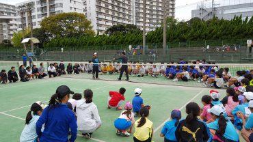 川崎市ソフトテニス教室