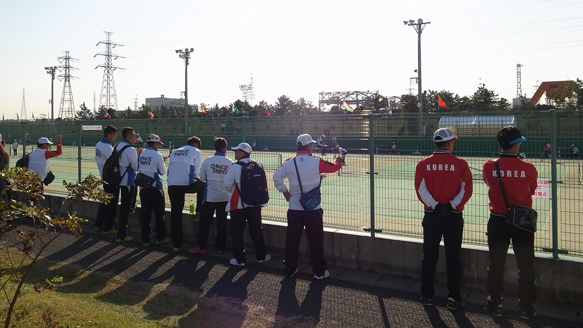 アジアソフトテニス選手権