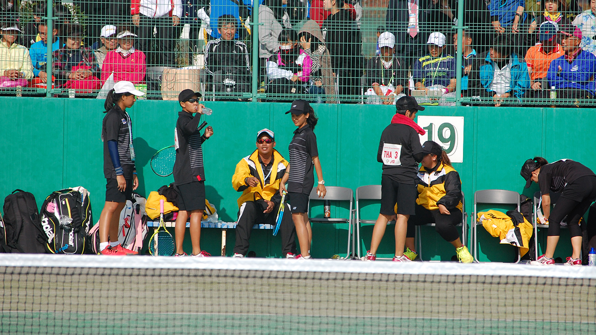 2016アジアソフトテニス選手権