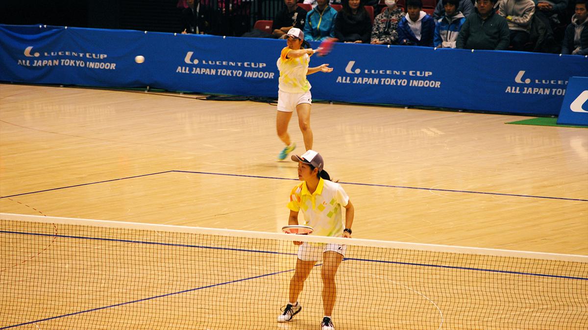ルーセントカップ東京インドア全日本ソフトテニス大会,森田・神谷,ヨネックス