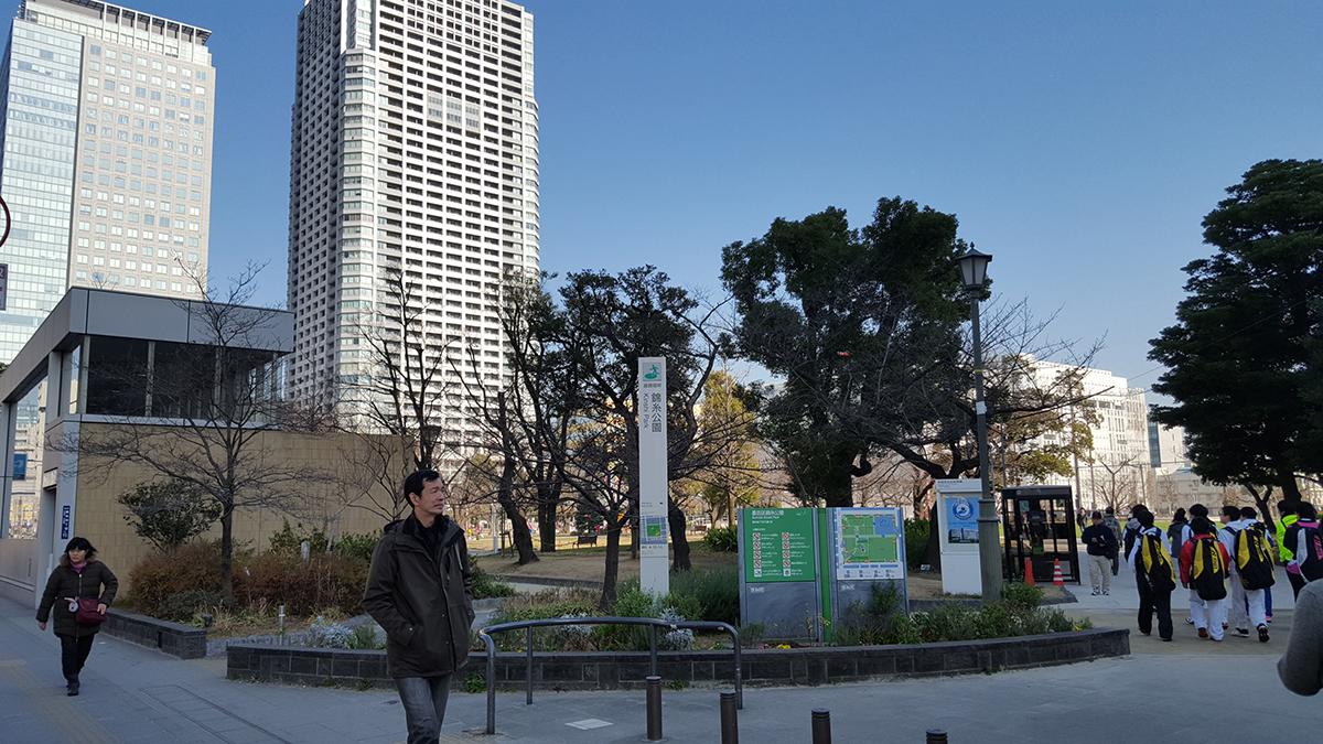 東京都高等学校ソフトテニスインドア大会,錦糸公園