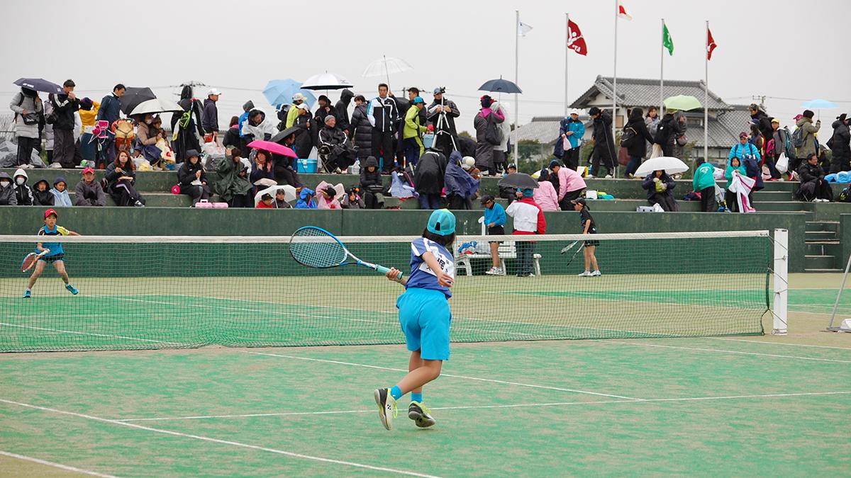 全国小学生ソフトテニス大会
