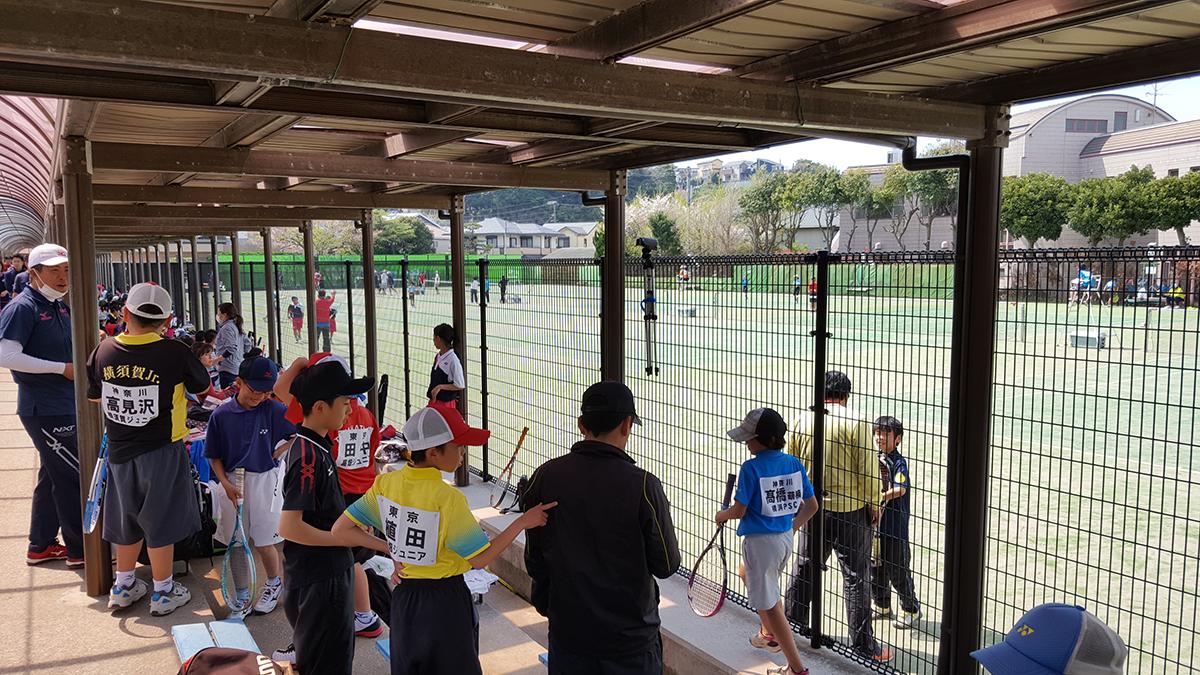 横須賀市ソフトテニス協会,横須賀市春季ソフトテニス大会