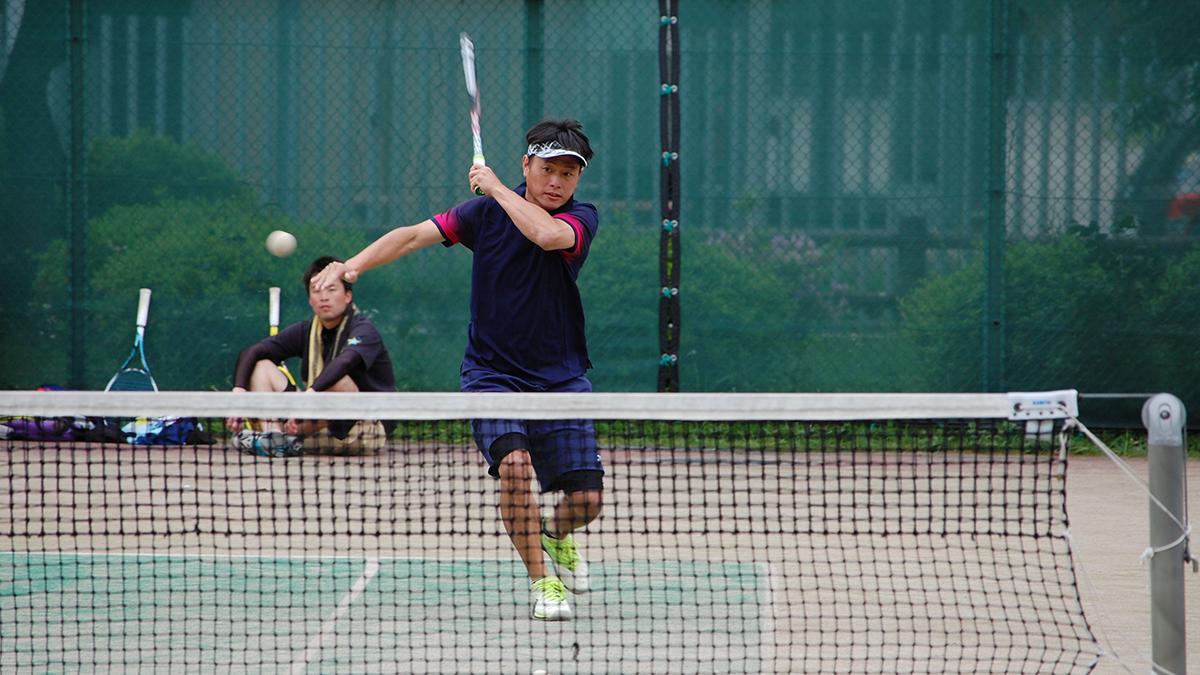 小平市ソフトテニス春季市民大会