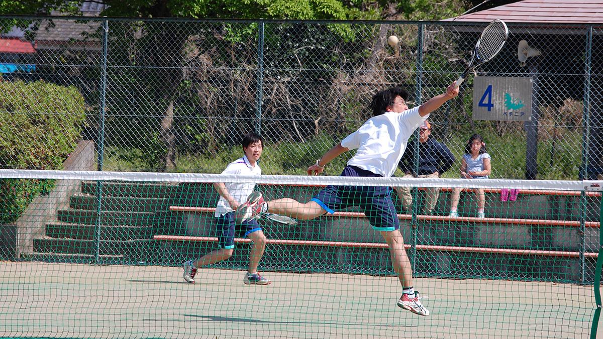 所沢市民ソフトテニス大会,所沢TC