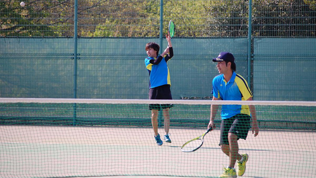 所沢市民ソフトテニス大会,所沢ペアート