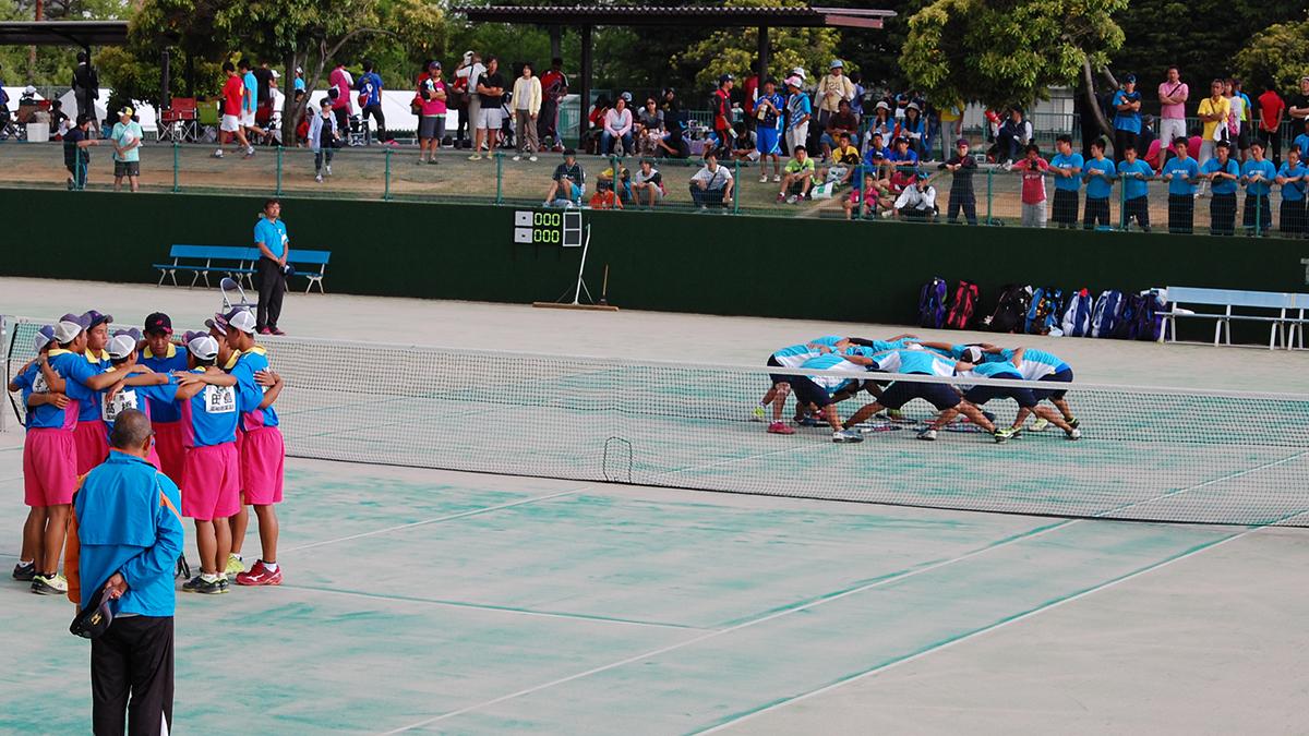 関東高等学校ソフトテニス選手権大会