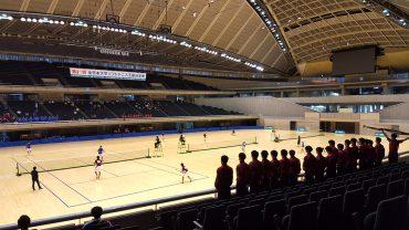 全日本大学ソフトテニス王座決定戦