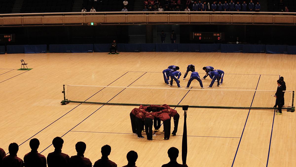 全日本大学ソフトテニス王座決定戦,早稲田大学,日体大