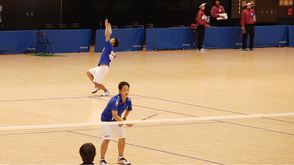 全日本大学ソフトテニス王座決定戦,日体大