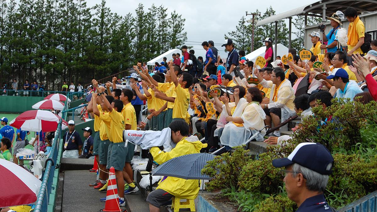 インターハイ,ソフトテニス,団体戦,尽誠学園