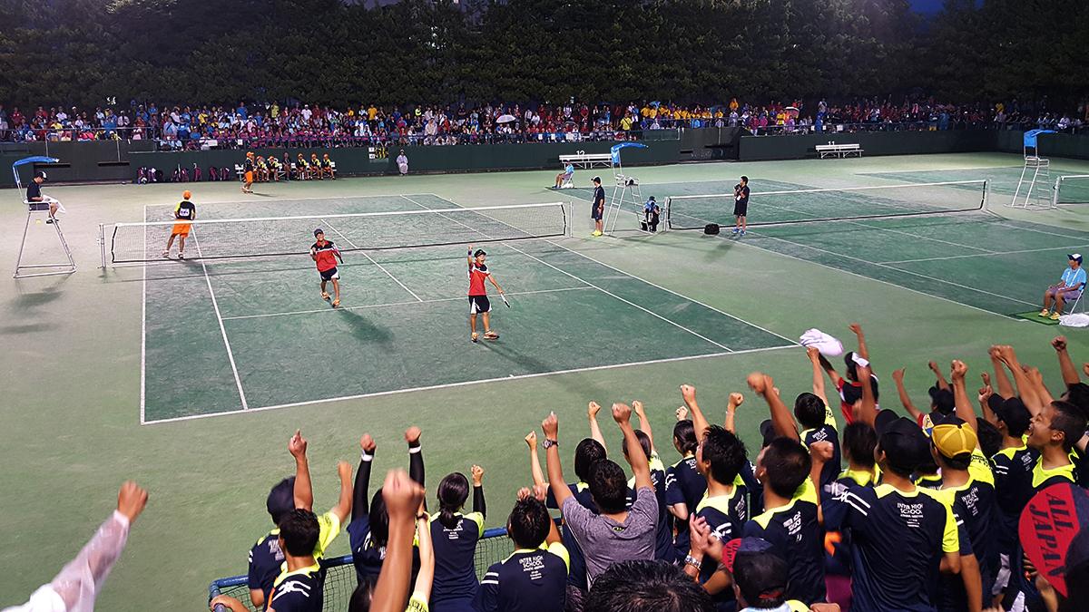 インターハイ,ソフトテニス,団体戦,羽黒,東北