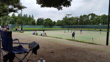 草加市オープンソフトテニス大会,そうか公園テニスコート