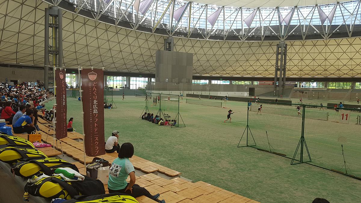 全日本社会人ソフトテニス選手権,パークドーム熊本
