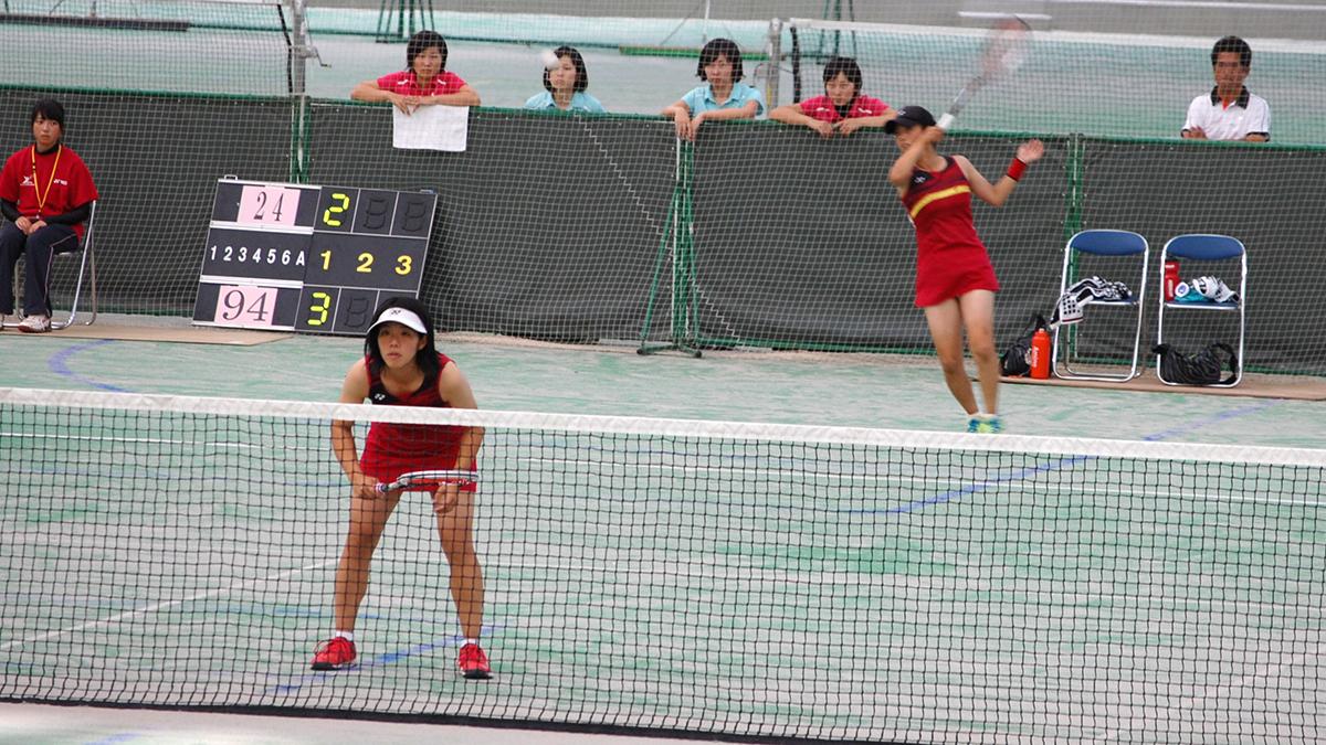 全日本社会人ソフトテニス選手権,パークドーム熊本,ダンロップ,ヨネックス