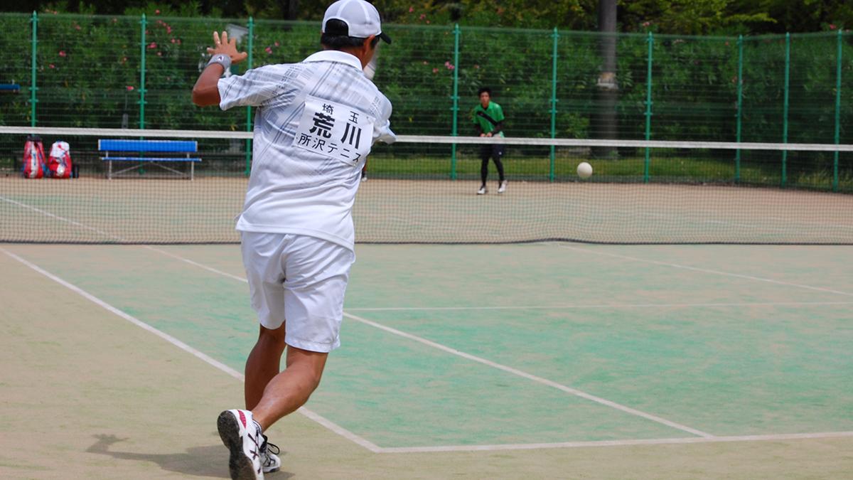 全日本社会人ソフトテニス選手権,所沢テニスクラブ,荒川裕二郎