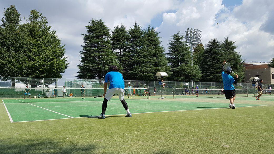 川崎市チーム対抗大会,武蔵小杉ソフトテニス練習会