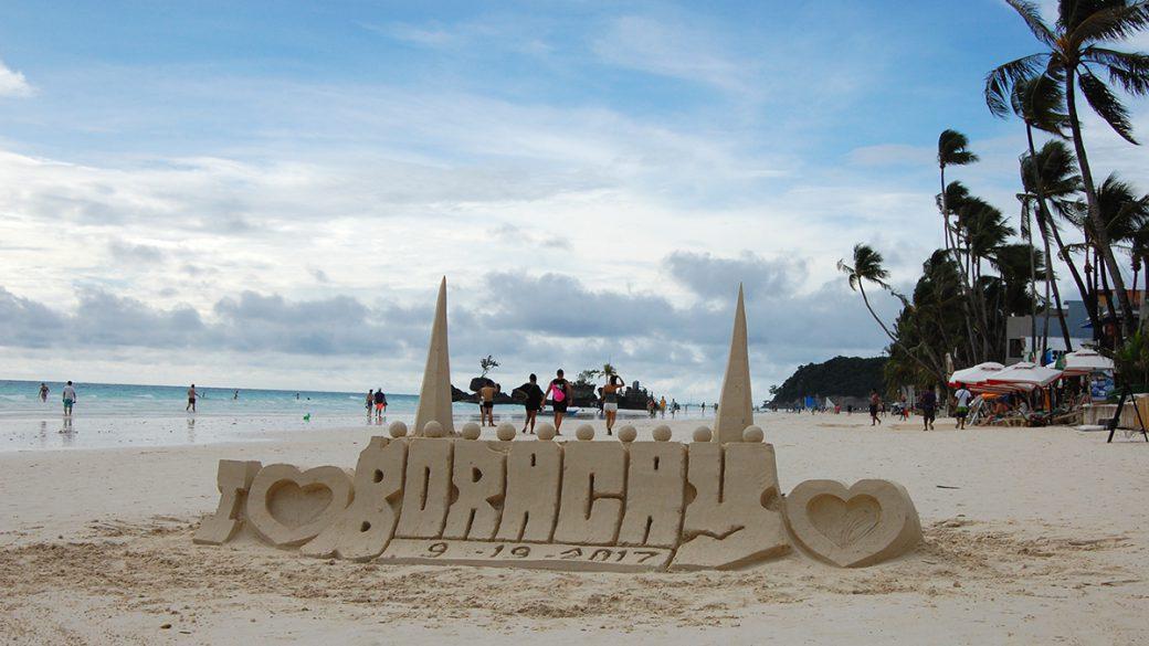 フィリピン,ボラカイ島,スキューバダイビング
