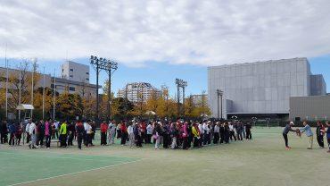 川崎市民ソフトテニス大会,富士見公園テニスコート