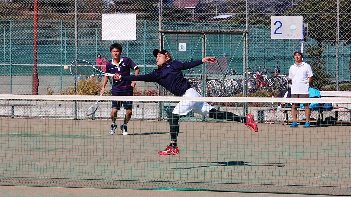 所沢市クラブ対抗戦,ソフトテニス,所沢テニスクラブ