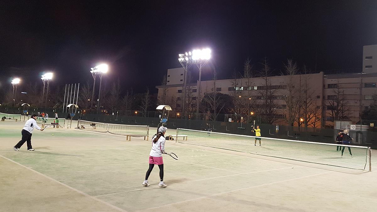 ソフトテニスラバーズ川崎