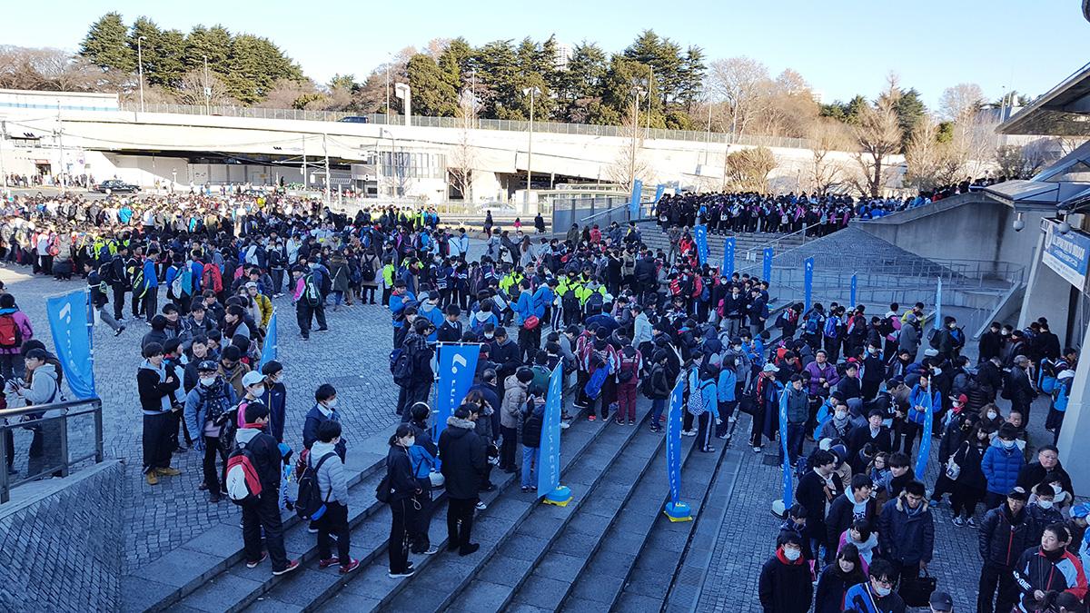 平成29年度(2018)ルーセントカップ東京インドア全日本ソフトテニス大会,東京体育館